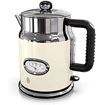 Russell Hobbs Retro Style Electric Kettles Temperature Gauge