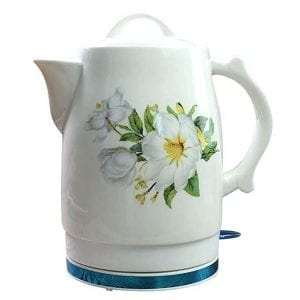 Ceramic Electric Tea Kettles Auto Shut-off