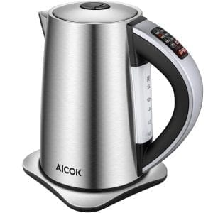 Variable Temperature Electric kettles