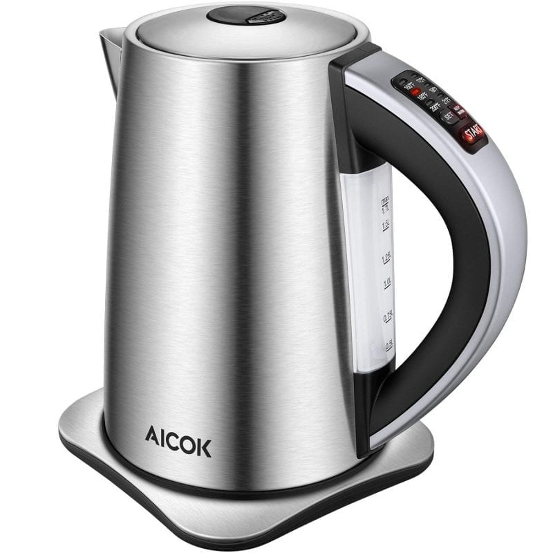 Variable Temperature Electric Kettles by AICOK