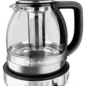 KitchenAid Electric Glass Tea Kettles