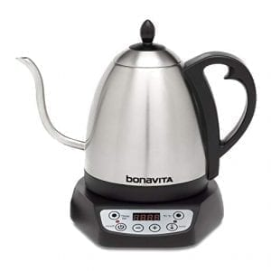Bonavita Electric Kettles Gooseneck Digital Programmable 1.0L