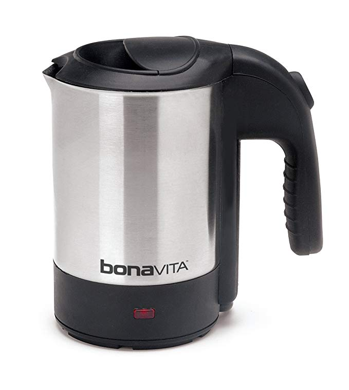 Bonavita Electric Kettles 0.5L Mini Kettle Stainless Steel