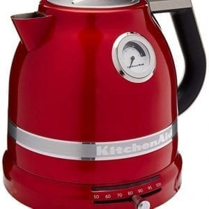 KitchenAid Electric Kettles Variable Temperature Dual Wall Red