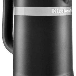 KitchenAid Electric Kettles Cordless Auto Shut-Off Black Matte