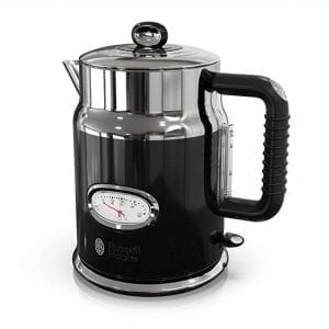 Russell Hobbs Stainless Steel Electric Kettles Temperature Gauge