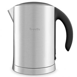 Breville Ikon Electric Kettles Cordless 1.7 Ltr Stainless-Steel