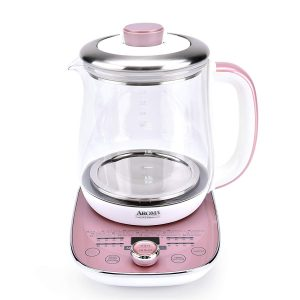 Aroma Professional Electric Kettles Variable Temperature Pink