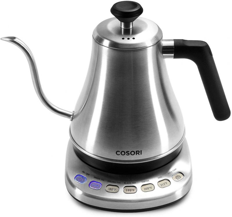 COSORI Electric Kettles Stainless Steel Variable Temperature