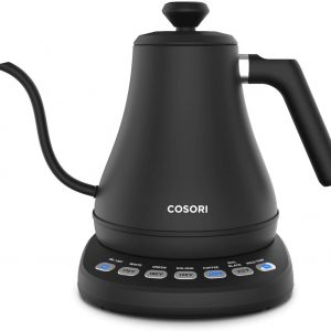 COSORI Electric Kettles Temperature Presets Stainless Steel 0.8L