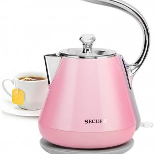 Secura Electric Kettles Stainless Steel BPA Free Auto Shut-Off