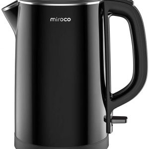 Miroco Electric Kettles BPA Free Stainless-Steel Auto Shut-Off