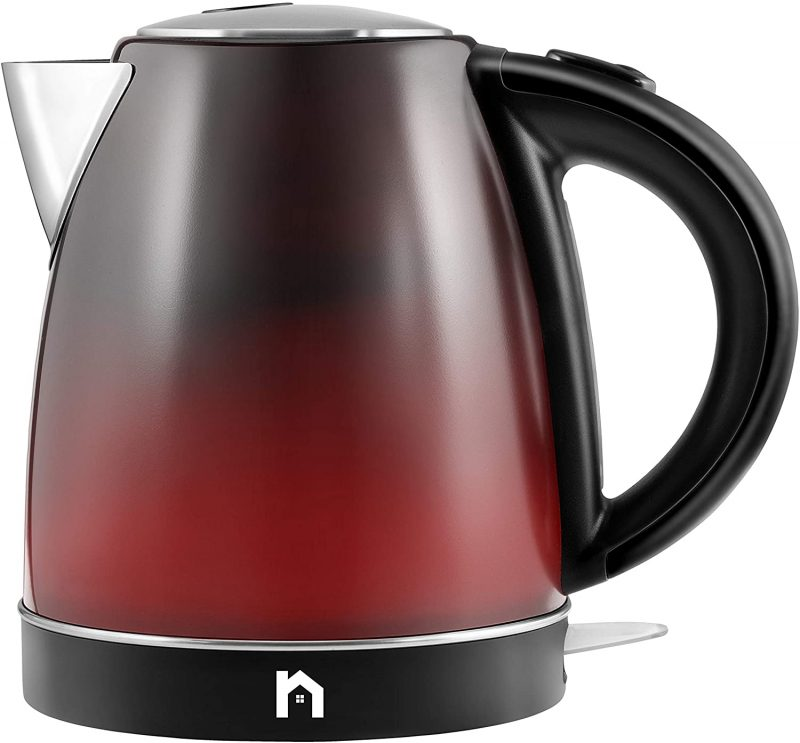 New House Kitchen Electric Kettles BPA Free Stainless Steel 1.7L
