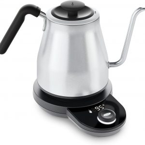OXO Electric Kettles Stainless Steel Temperature Control 0-BPA 1L