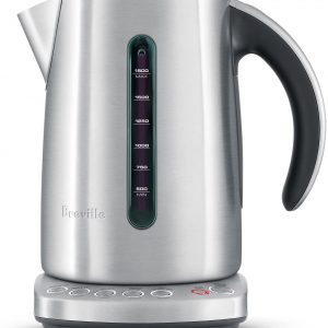 Breville Electric Kettles Stainless Steel Five Preset Temperature